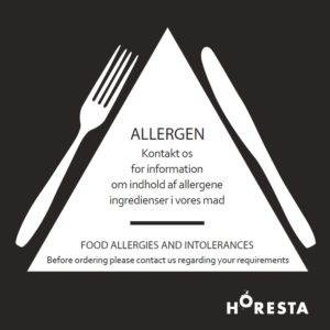 trekant allergene